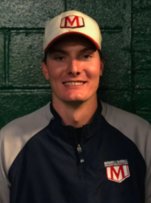 Matt Davis- Hitting/Catching Coordinator