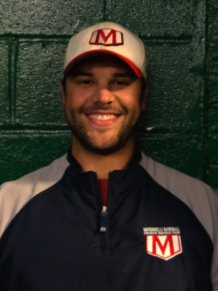 Tyler Eagon- Hitting/Infield Coordinator